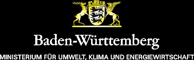 Logo - Ministerium für Umwelt, Klima und Energiewirtschaft Baden-Württemberg